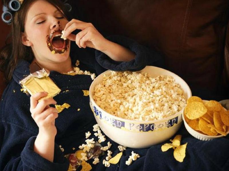 Awas, Stres Buat Anda Makan Berlebihan! Kawal Tabiat ...