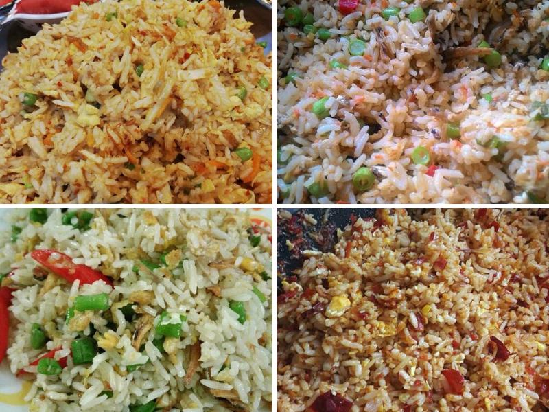 Koleksi Resepi Nasi Goreng Yang Sedap Mudah Disediakan Pesona Pengantin